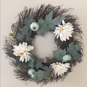 Other - Faux fall wreath
